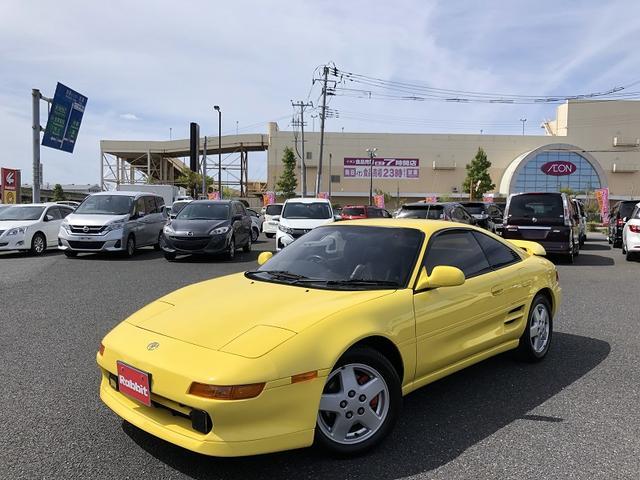 トヨタ MR2 GT ワンオーナー スポーツABS TRDマフラー