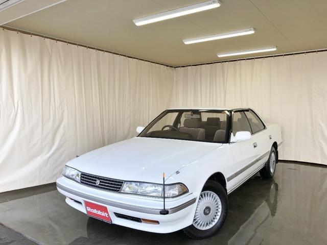 トヨタ マークII グランデ ツインカム24 ハードトップ パワーシート デジタルメーター