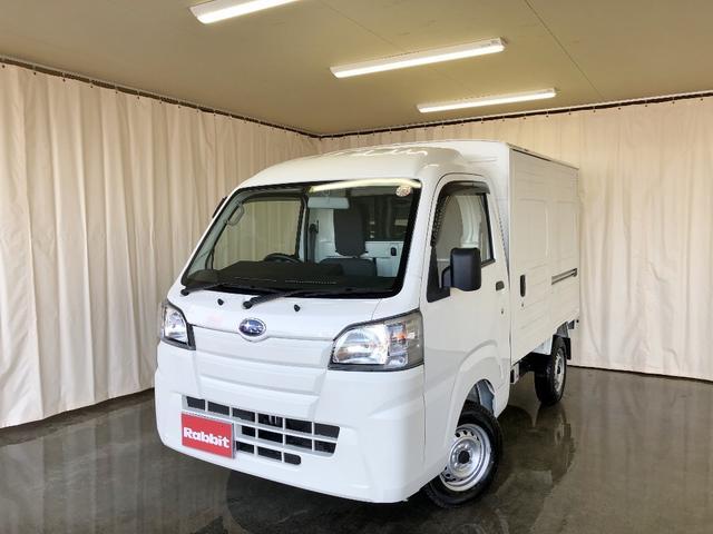 スバル サンバートラック パネルバン ハイルーフ 4WD 5速マニュアル ETC ワンオーナー