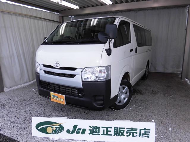 トヨタ ロングDX 5ドア 3/6人乗り インパネAT