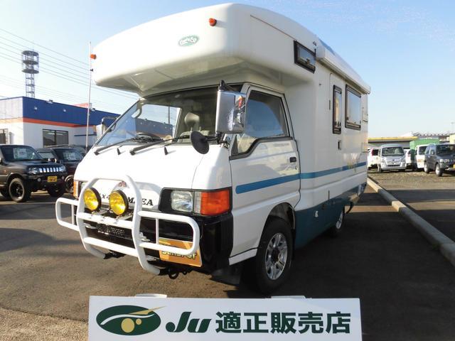 三菱 バンテックセールスJB470キャンピングカー