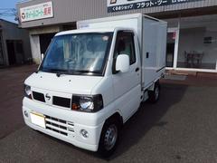 NT100クリッパートラック4WD 軽冷凍車 ETC