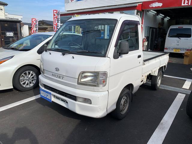 ダイハツ エアコン・パワステ スペシャル エアコンパワステ 4WD 5MT