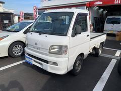 ハイゼットトラックエアコン・パワステ スペシャル エアコンパワステ 4WD 5MT