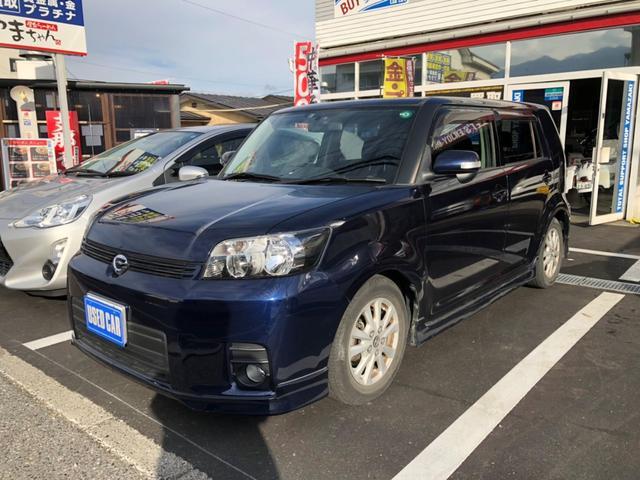 トヨタ 1.5G エアロツアラー HDDナビフルセグTV バックカメラ ドライブレコーダー 車検R4/9月 プッシュスタート