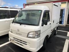 ハイゼットトラック 冷蔵冷凍車 −7°4WD オートマ エアコンパワステ ETC