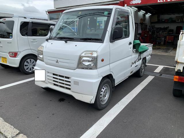 三菱 TL エアコンパワステ 4WD 5MT 走行距離44000K