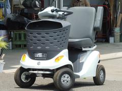 スズキET4D7 セニアカー 展示車両 ノーパンクタイヤ バケット