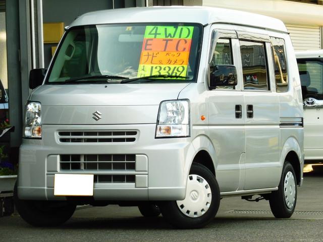 「スズキ」「エブリイ」「コンパクトカー」「長野県」の中古車