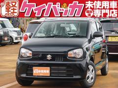 アルトL 4WD 届出済未使用車 純正CDデッキ シートヒーター