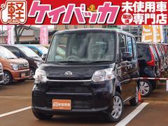 タントX SAIII 4WD 届出済未使用車 自動ブレーキ