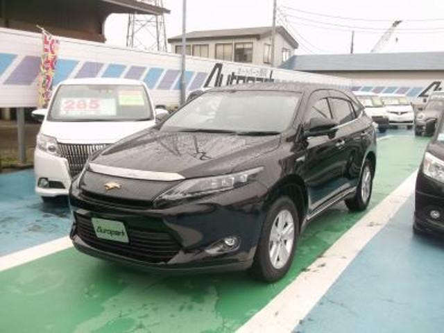 トヨタ エレガンス 4WD 本革・8インチナビ