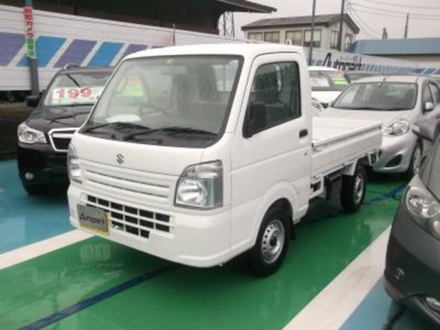 スズキ 4WD KCエアコン・パワステ 5ソクマニュアル