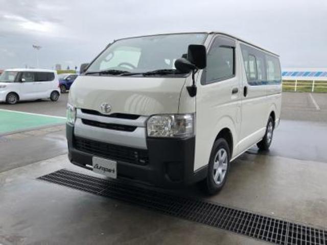 トヨタ 4WD ロングDX ナビ 9人乗り ディーゼルターボ