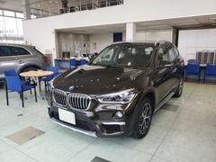 BMW X1xDrive 18d xライン セーフティP HDDナビ