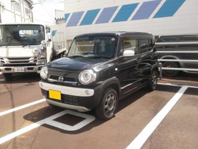 マツダ XG 4WD レーダーブレーキS ナビ