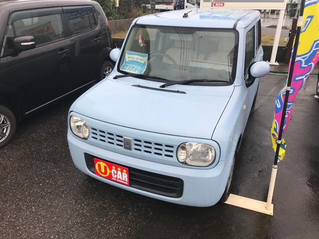 「スズキ」「アルトラパン」「軽自動車」「新潟県」の中古車