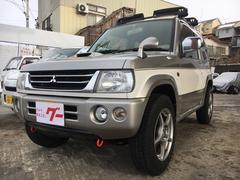 パジェロミニサウンドビートエディションVR 4WD ナビ地デジTV