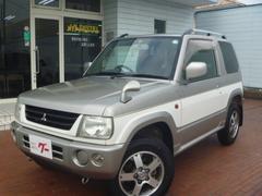 パジェロミニアニバーサリーリミテッドXR 4WD タ−ボ
