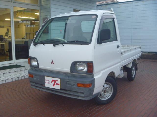 三菱 V 2WD ラジオ付き 走行距離21.000キロ