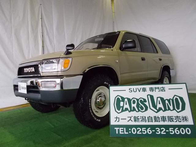 トヨタ SSR-X  サンドベージュ色替 新品BFオールテレーン