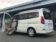 セレナ4WD 福祉車両 車椅子移動車 助手席電動シート リアリフト