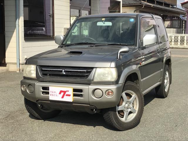 三菱 V 4WD ターボ 15インチアルミ CD ETC キーレス