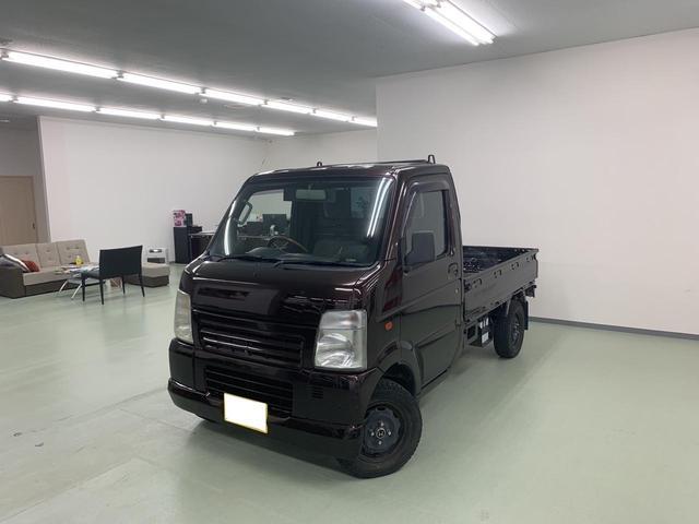 スズキ キャリイトラック KC4WD MT5速