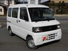 ミニキャブバンCD 4WD AT