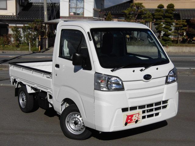 スバル TBスマートアシスト 4WD 届出済み未使用車 JA