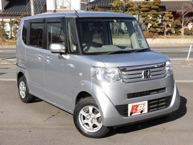 ホンダ G 4WD 純正ナビ/TV ETC スタッドレス付属
