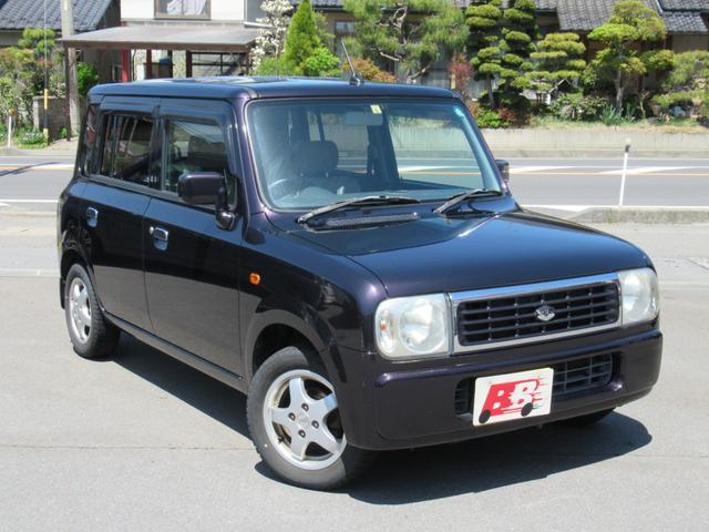 スズキ アルトラパン G エディション 4WD/AT ETC 車検令和5年5月