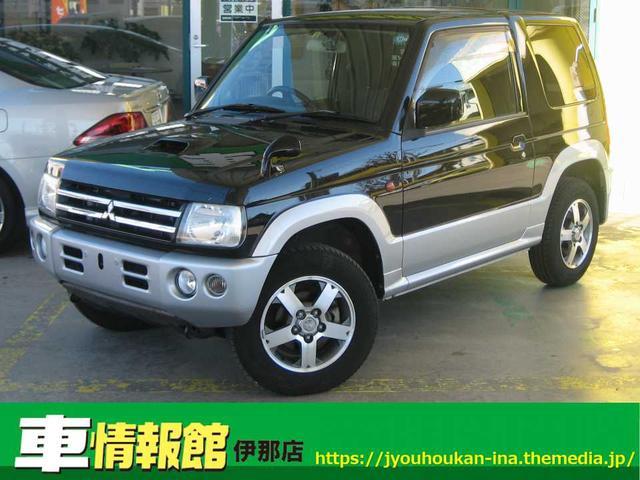 三菱 アクティブフィールドエディション 4WD ターボ ドラレコ