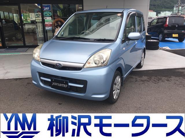 スバル L ワンオーナー 4WD CD/MDデッキ