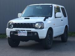 ジムニーXG 4WD オートマ ターボ キーレス CDデッキ