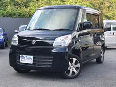 スペーシアX 4WD アイドリングストップ 左電動ドア シートヒーター