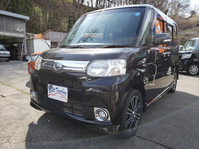 ダイハツ Gスペシャル 4WD ETC スマートキー 左パワースライド