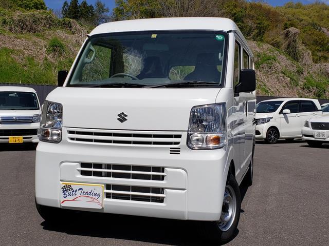 スズキ エブリイ PA 4WD オートマ ハイルーフ 両側スライドドア ABS
