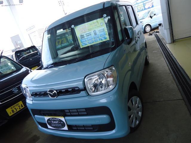 マツダ ハイブリッドXG 4WD
