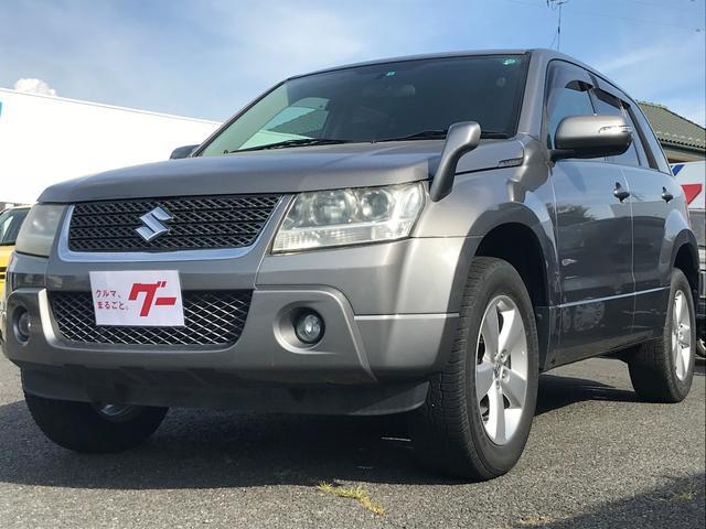 スズキ 2.4XG 4WD シートヒーター CD MD ETC