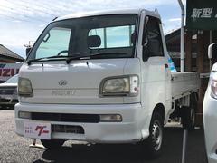 ハイゼットトラックエアコン・パワステ スペシャル 3方開 4WD 5MT
