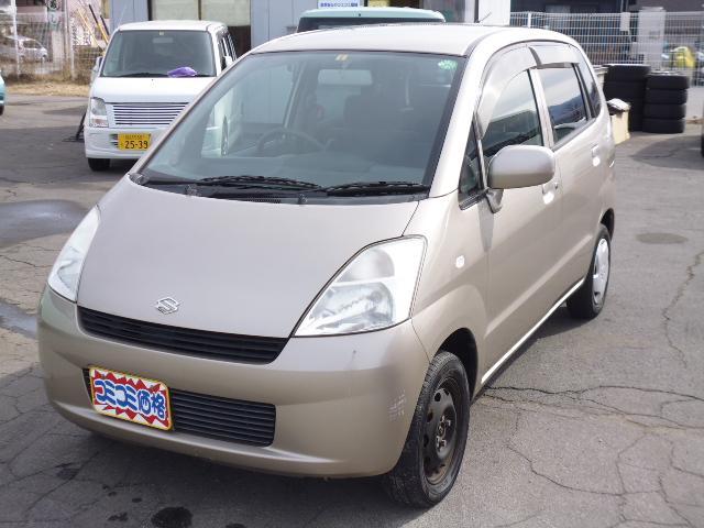 スズキ N-1スペシャル タイミングチェーン車