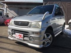 テリオスキッドエアロダウン 4WD オートマ アルミホイール CDデッキ
