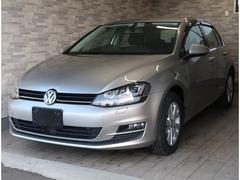 VW ゴルフTSIコンフォートライン HDDナビ地デジ Bカメラ ACC