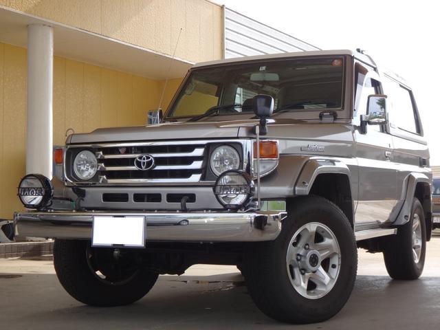 「トヨタ」「ランドクルーザー70」「SUV・クロカン」「新潟県」の中古車