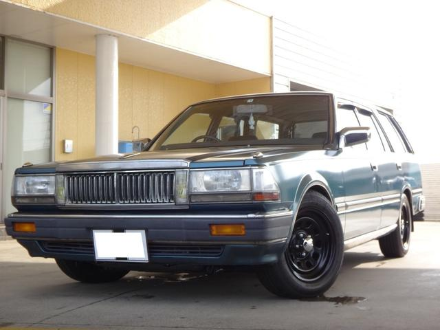 Photo of NISSAN CEDRIC VAN GL / used NISSAN