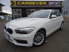 BMW118i別途保証有