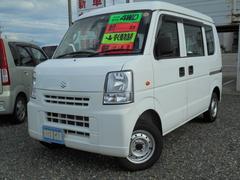 エブリイPA 4WD エアコン パワステ ハイルーフ 5速マニュアル