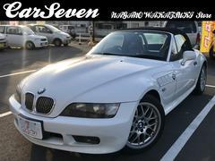 BMW Z3ロードスター1.9 RHD 革シート シートヒーター