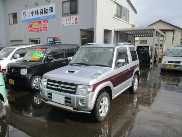 三菱 エクシード 4WD  ターボ車 キーレス ABS